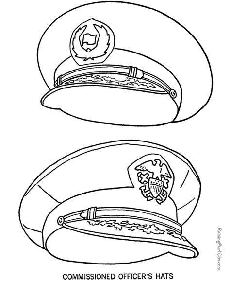 armed forces day coloring pages 023