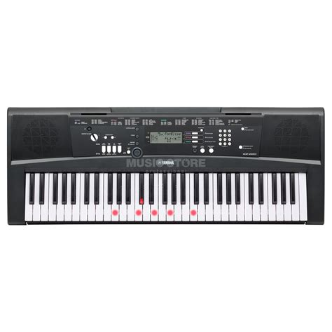 Keyboard Yamaha 1 Jutaan Yamaha Ez 220 Leuchttasten Keyboard