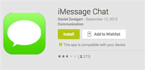 imessage chat for android imessage app for android available in play store sends messages across all devices