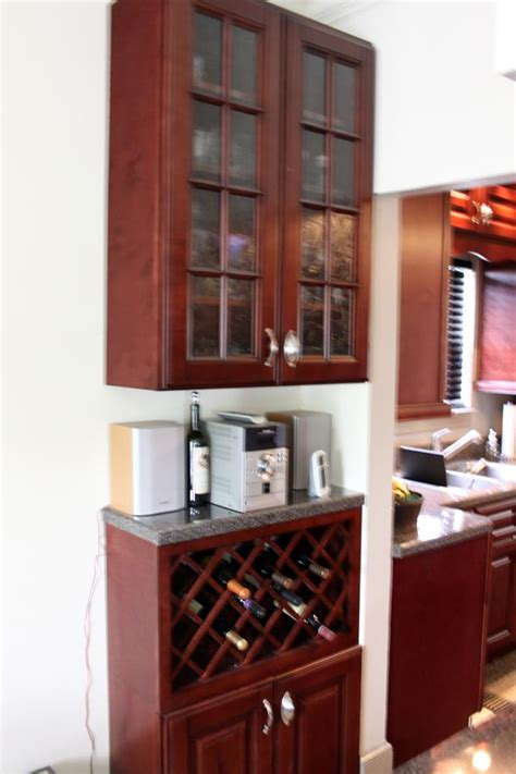 Built In Wine Racks For Kitchen Cabinets by Kitchen Wine Rack Cabinet Kitchen Wine Rack Cabinet Backsplash Olpos Cabinets With Built In Wine