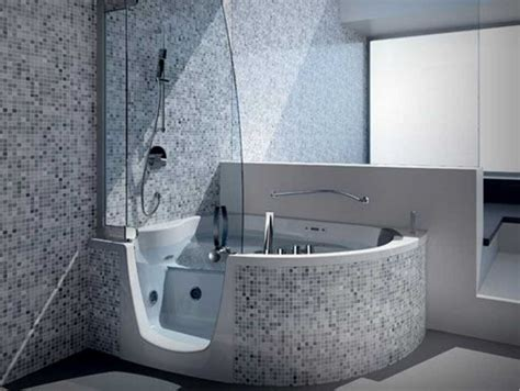 Bathtub And Shower Ideas Walk In Shower Tub Combo Ideas The Evolution Of Modern
