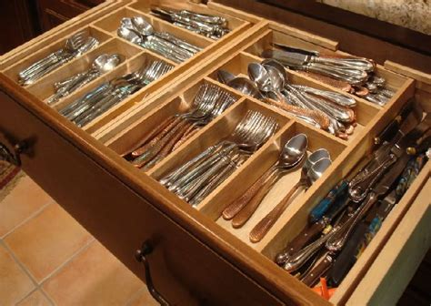 Small Kitchen Drawer Organizer by Kitchen Drawer Organizer Wood