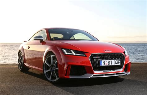 Review Audi Tt Rs by 2017 Audi Tt Rs Review Caradvice