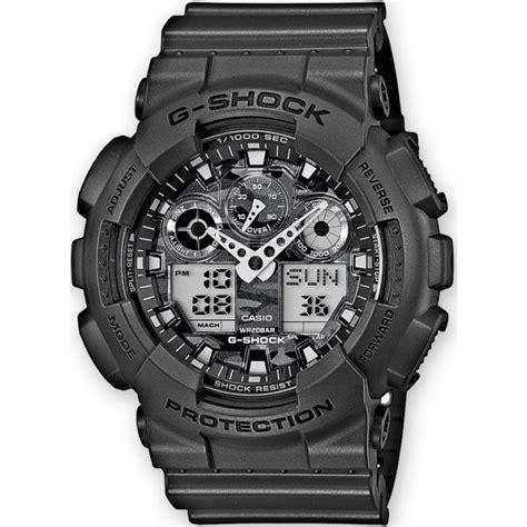 montre casio g shock ga 100cf 8aer montre militaire homme sur bijourama montre homme