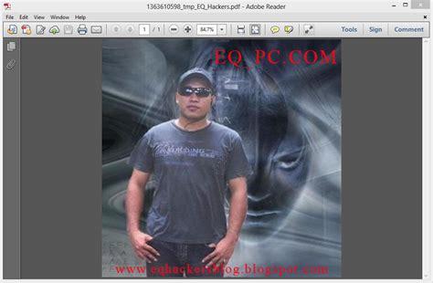 film bertema hacker cara mengubah gambar atau foto menjadi pdf be diffrent