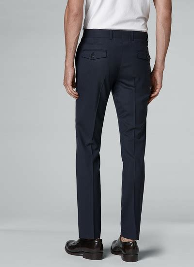 Slim Fit Wool Size 31 carbon blue trousers 18ep3jeko d533 31 s trousers