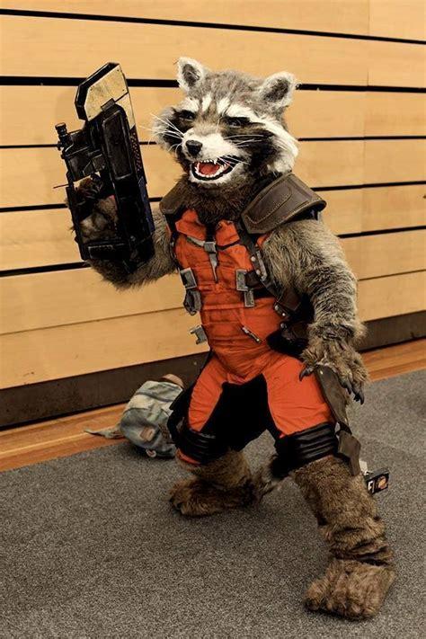 Rocket Raccoon 01 this rocket racoon may as well be a raccoon
