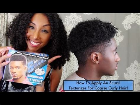 growing natural black hair with s curl moisturizer youtube new how to apply an s curl texturizer for coarse curly