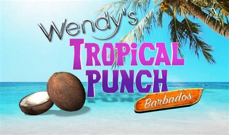 Wendy Williams Giveaway - the wendy williams show wendy s tropical punch sweepstakes