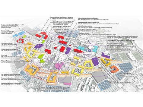 image arri鑽e plan bureau csusb map map with directions to coyote den csusb ieflp