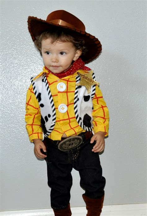woody toy story inspired costume boys babies kids