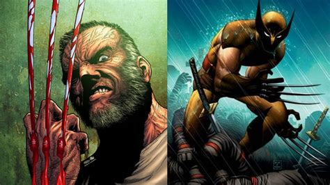 wolverine old man logan b01m15cyle favorite comic runs mark millar s wolverine enemy of the state vs old man logan comic vine
