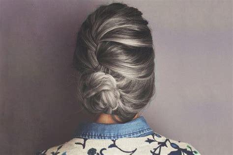 trendy grey hair 2016 2017 trendy grey hair hot trend on images curvy