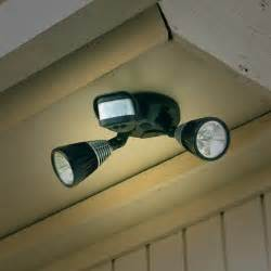 ge motion activated led security light jasco