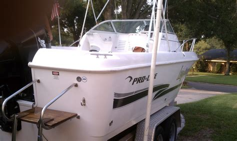 nada proline boats proline 22 walk the hull truth boating and fishing forum