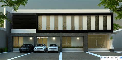 desain eksterior kantor minimalis bangunan kantor minimalis 2 lantai untuk pergudangan