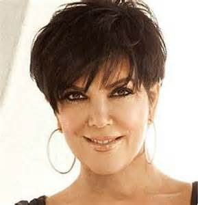 kris jenner haircut side view kris jenner haircut picture back view short hairstyle