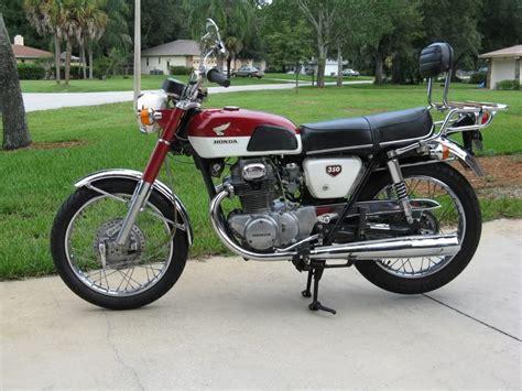 1968 Cb350 Honda Cb350 Cb360 Cb360 Cl360 Cb250