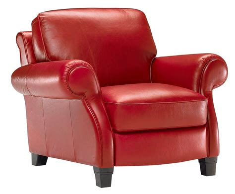 armchair red red italian leather armchairs from natuzzi