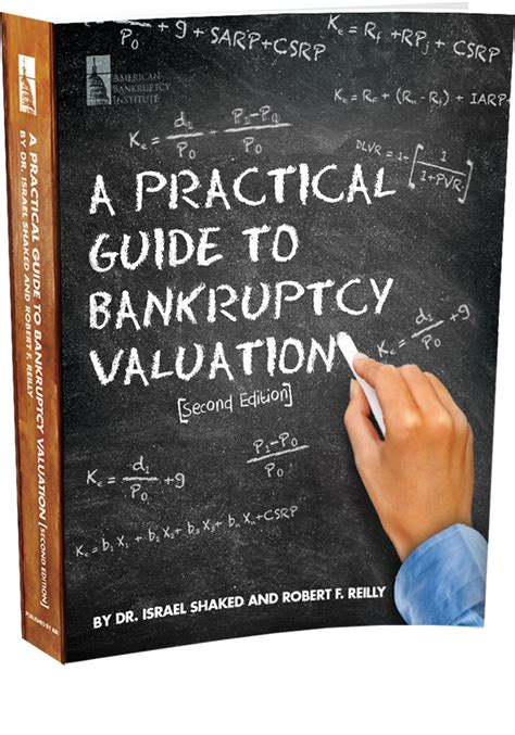 understanding business valuation a practical guide to valuing small to medium sized businesses books a practical guide to bankruptcy valuation second edition