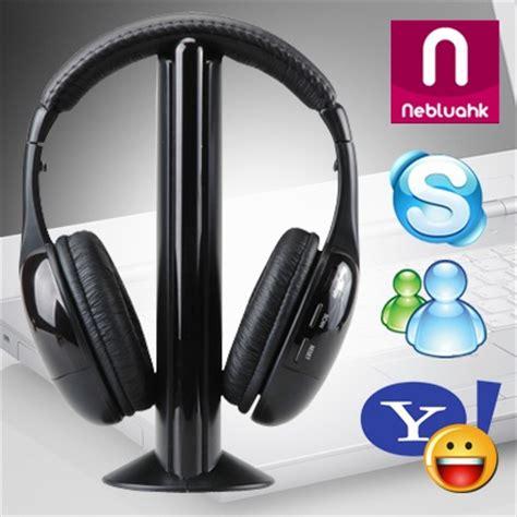 Headset Untuk Laptop headset komputer headset wireless yang serba bisa