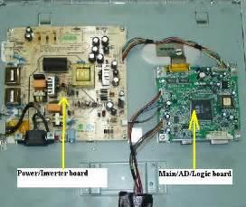 Repair Lcd Monitor acer al712 lcd monitor repair