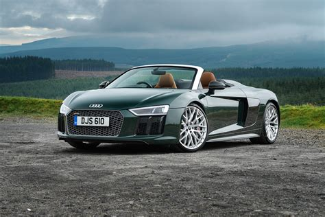 Audi Spyder by Audi R8 V10 Plus Spyder The Best Open Top Supercar In