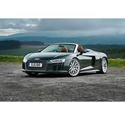 Audi R8 V10 Plus Spyder – The Best Open Top Supercar  In