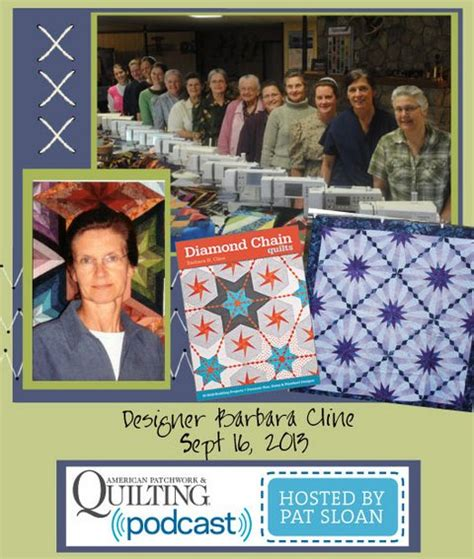 American Patchwork And Quilting Website - quiltingal barbara h cline american patchwork quilting