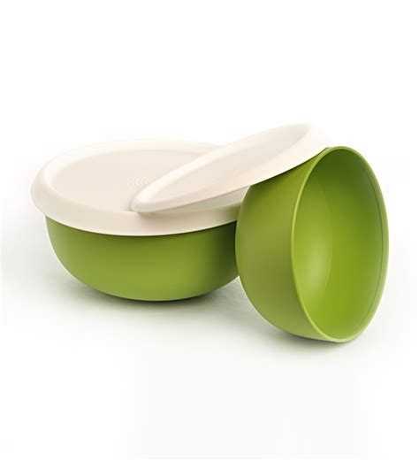 Tupperware Blossom tupperware blossom bowls set of 2 pcs 550 ml each by