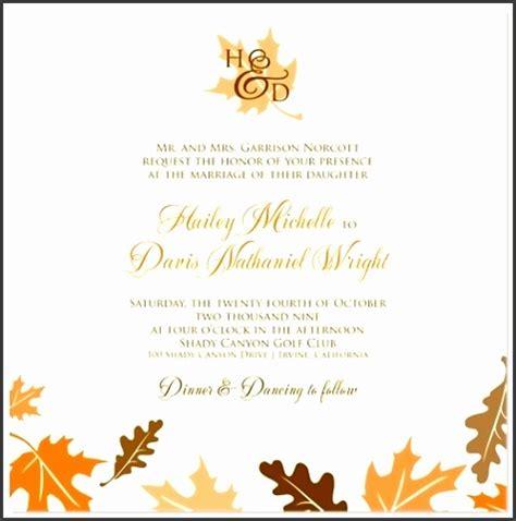 6 contoh undangan formal invitation sletemplatess