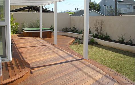 wood patios decks 171 manhattan carpentry contractor