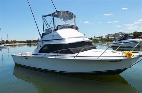 boat brokers sydney bertram 28 flybridge cruiser sydney boat brokers