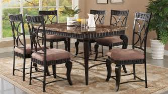 Black Dining Table With Marble Top Black Marble Top Dining Table Set My Dining Tables