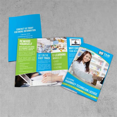 15 best top pharmacy brochure design templates images on