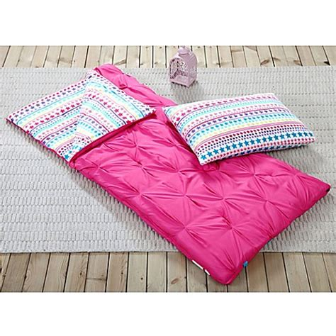 victoria s classics riley 2 piece sleeping bag bed bath