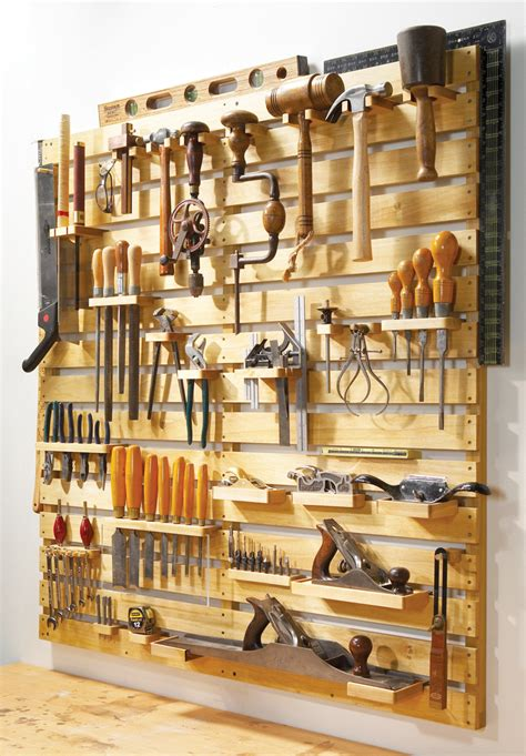 Shop The Racks Hold Everything Tool Rack Popular Woodworking Magazine