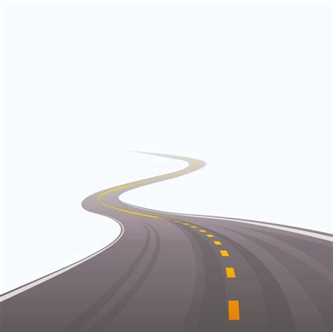 graphic design hill road winding road design vector 04 download my free photoshop