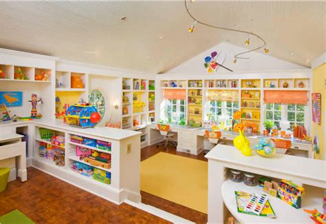 kids playroom ideas amazing kids craft and play room design in bright colors