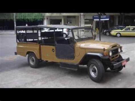 1951 Toyota Land Cruiser Toyota Land Cruiser History 1951 1995