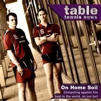 table tennis magazine table tennis magazine