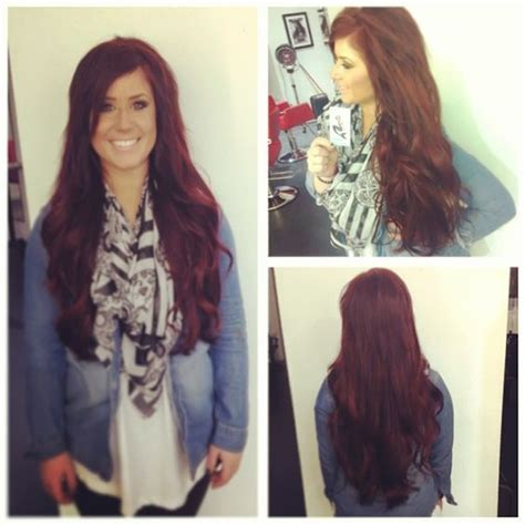 what color line does chelsea from teen mom use chelsea houska hair color 2013 chelsea houska teen mom