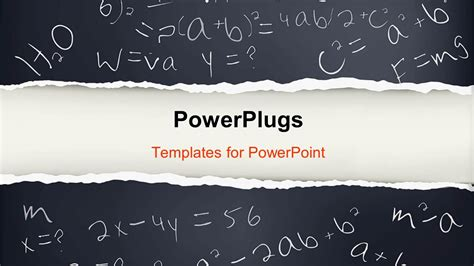 Math Powerpoint Templates Best Business Template Math Powerpoint Template