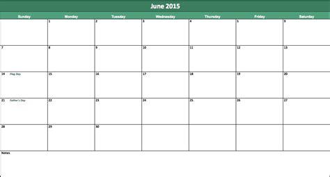 daily planner template june 2015 june 2015 calendar 2015 june calendar