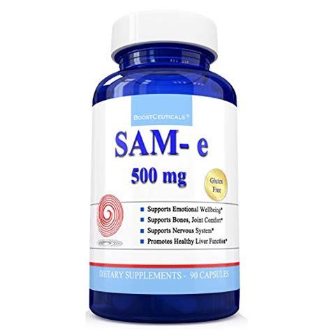 s adenosylmethionine supplement sam e supplement 500mg sam e s adenosylmethionine no