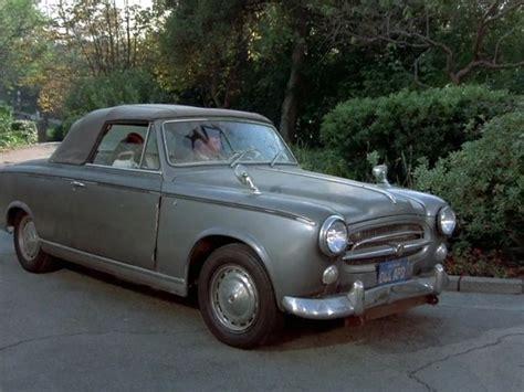 1960 Peugeot Model 403 Cabriolet 1960 peugeot model 403 cabriolet related keywords 1960