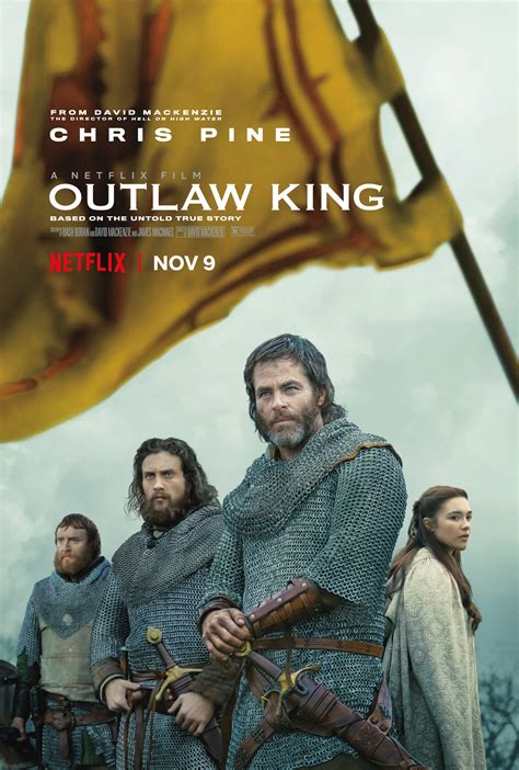 aaron taylor johnson outlaw king outlaw king chris pine and aaron taylor johnson interview