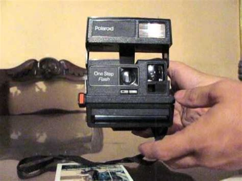 camaras antiguas instantaneas antigua c 225 mara fotogr 225 fica polaroid 600 plus instantanea