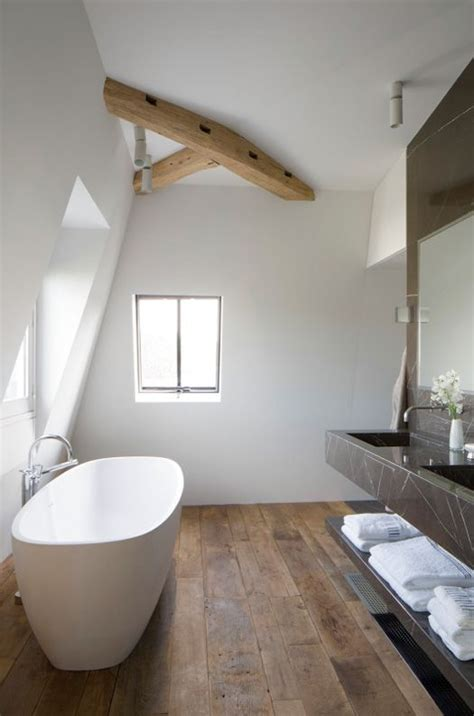 wood floor ceiling bath coming clean bathrooms pinterest 98 best images about b on pinterest nyc architecture