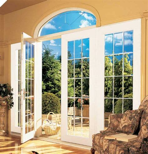 Patio Doors With Windows Patio Door Windows Classic Windows Roofing
